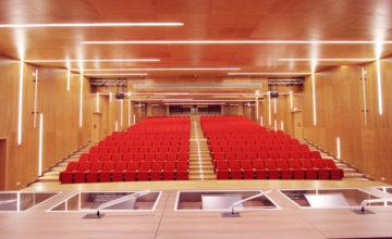 Private Rome Auditorium