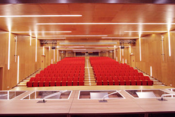 Private Rome Auditorium