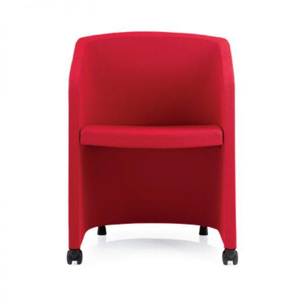 Gulp: è stata progettata per auditorium, sale conferenza e sale convegni. Pratica ed elegante, la versione pieghevole si apre e si chiude facilmente. Nella posizione aperta è una comodissima seduta.